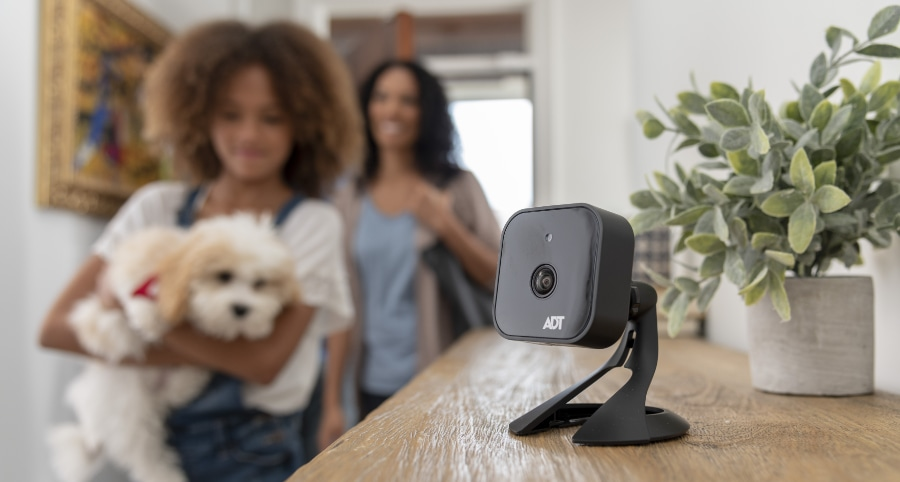 Provo home security camera