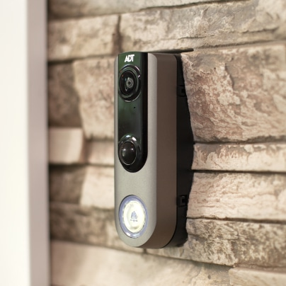 Provo doorbell security camera