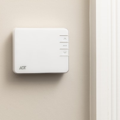 Provo smart thermostat adt